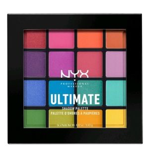 NYX Brights Eyeshadow Palette Brand New!